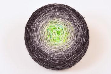 Du baume au coeur vert - Merino Nylon