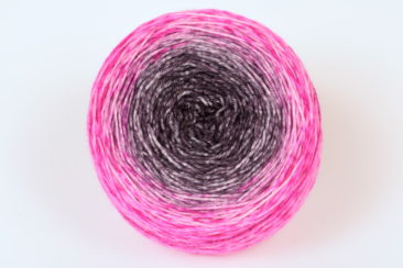 Du baume au coeur Rose - Merino Nylon